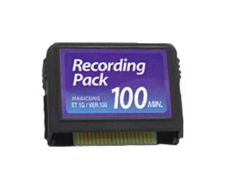 Magic Sing 100 min Recording Pack