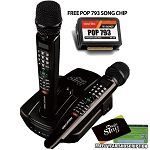 MAGIC SING KARAOKE ET23PRO WITH UILT-IN 5145 MIX TAGALOG ENGLISH SONGS + FREE POP 793 SONGCHIP