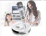 Magic Sing E2 WiFi Karaoke Mic BUILTIN 5000+ MIX TAGALOG ENGLISH SONGS 2 YEARS SUBSCRIPTION
