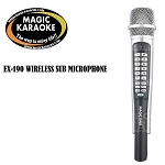 MAGICSING EX-190 WIRELESS SUBMIC
