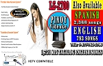 Magic Sing Leadsinger LS-9000 Pinoy Videoke 1,751 Mix Tagalog English Songs