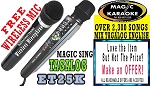 2017 Magicsing Karaoke Tagalog ET25KN Videoke Magicmic - Make an Offer and $ave More