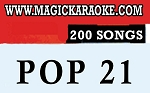 Magic Sing 20 Pin POP21 Song Chip for Onstage