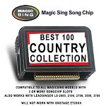 Magic Sing Song Chips - MagicKaraoke COUNTRY