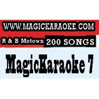 magic sing karaoke MOTOWN R & B 200 SONGS