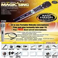 NEW 2013 MAGIC SING ET25K ENGLISH VERSION