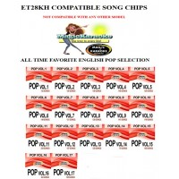 ET28KH ALL TIME FAVORITE ENGLISH POP SONG CHIPS