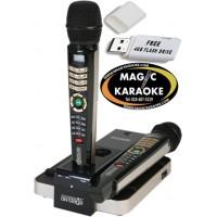 2015 Magicsing ET28KH Karaoke Over 2000 ENGLISH Song HDMI 2Wireless Mic