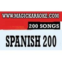 Magic Sing Song Chip Spanish 200