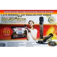 Magic Sing ET-23KH Spanish Version