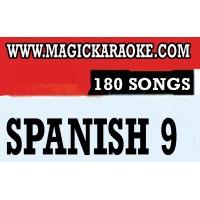 MagicSing Spanish 9 180 sONGS