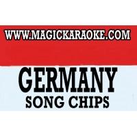 Magic Sing German Song Chips - 155 Songs
