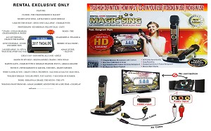 RENT THIS ET23K 5145 TAGALOG ENGLISH SONGS AND LOADED WITH 4 SONG CHIP YOU CHOOSE