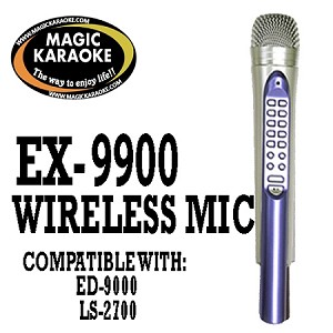 Magic Sing Wireless Submic