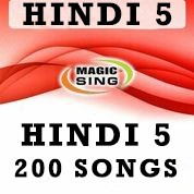 FOR ET28kh 20 PINS Magic Sing Hindi 5 Song Chip 200 Songs