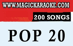 Magic Sing Song Chips POP 20
