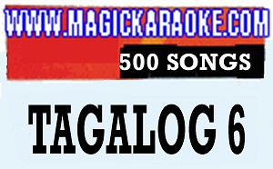 Magic Sing Tagalog 6 20 PINS SALE