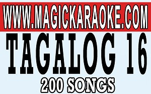 MAGIC SING KARAOKE SONG CHIP TAGALOG 16 20 PINS