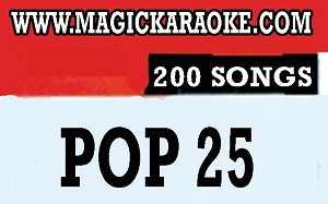 20 PINS MAGIC SING ONSTAGE SONG CHIP POP 25 FOR ET28KH