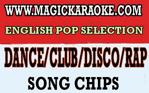 Magic Sing Song Chip Dance Disco - 136 pop songs SALE