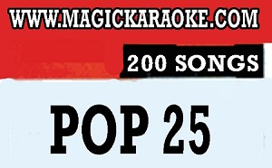 Magic Sing 20 Pin POP25 Song Chip for Onstage