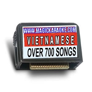 Magic Sing Vietnam3 Song Chip 734 songs