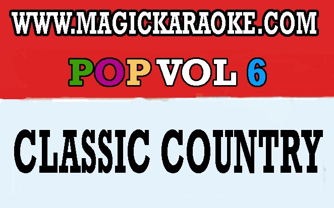 Magic Sing Song Chips POP 6 COUNTRY