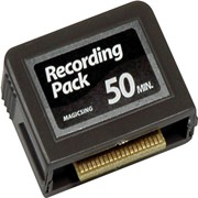 RECORDING PACK 50 MINUTES FOR ALL WITH CABLE MODELS