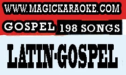 Magic Sing SPANISH GOSPEL HYMN