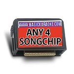 Song Chip Deal- Any 4 Song chips