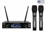Better Music Builder VM-52U G5 DUAL CHANNEL UHF WIRELESS MICROPHONE SYSTEM