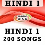 FOR ET28kh 20 PINS Magic Sing Hindi 1 Song Chip 200 Songs
