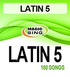 Magic Sing 20 Pin Latin5 Song Chip for Onstage
