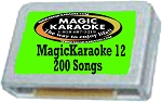 Magic Sing Song Chips - MagicKaraoke 12 BROADWAY